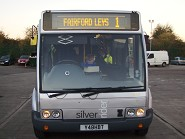 Optare Solo-Slim Line-Narrow Body